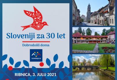 Sloveniji za 30 let - Dobrodošli doma