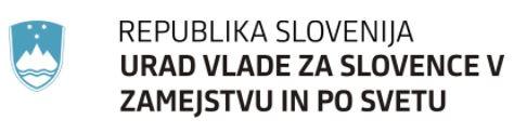 Urad za Slovence po svetu